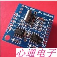 Ds1307 clock c3a2 rtc24c32 storage tinyi 2c module mcu