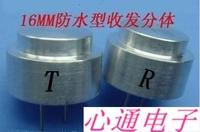 Transceiver distance measuring sensor single cba3 16mm ultrasonic waterproof type split 40khz