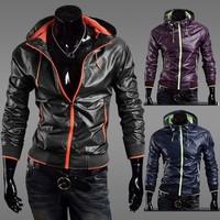 Hot sale,2014 Fashion Spring  ,Windproof,Anti-uv Quick Dry Jackets Men. Slim Men Outwear Coats Jacket