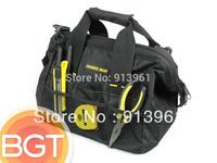 10 Inch Multifunction Electrician Tool Bag 600D Electric Tool Bag Handbag Hardware Tool Packaging Shoulder Bags