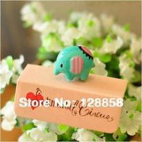 3.5mm Sentimental Circus Cell Phone Ear Cap Lemon Elephant Anti-Dust Plug Cover Accessories And Cute Gift