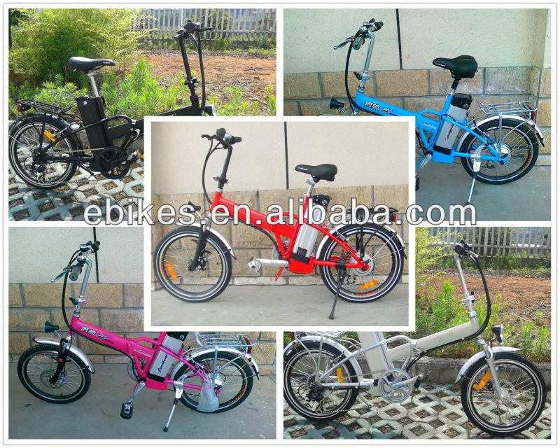 electric bicycle electric bike bike foldable bicycle(China (Mainland))