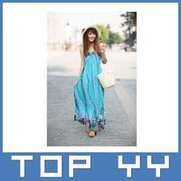 2014 Bohemian dress beach  Dress