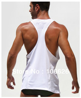 Men's new fashion Rufskin mesh transparent gauze quick-dry sports vest tank tops sport wear