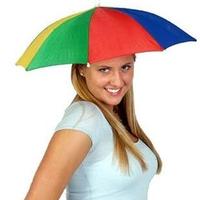 Umbrella cap umbrella hat cap umbrella hat wearing umbrella elastic strap umbrella hat fishing umbrella