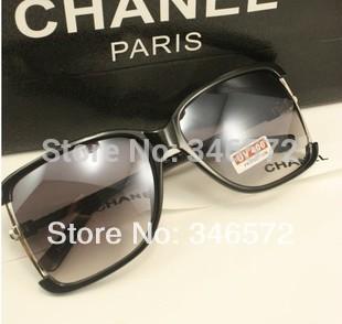 Fashion vintage metal sun glasses male Women elegant black sunglasses eyeglasses reading glasses steampunk brand sunglasses(China (Mainland))