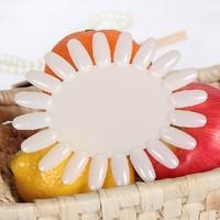 Oval shape color ring transparent incarcerators 20 color ring nail polish nail art oil