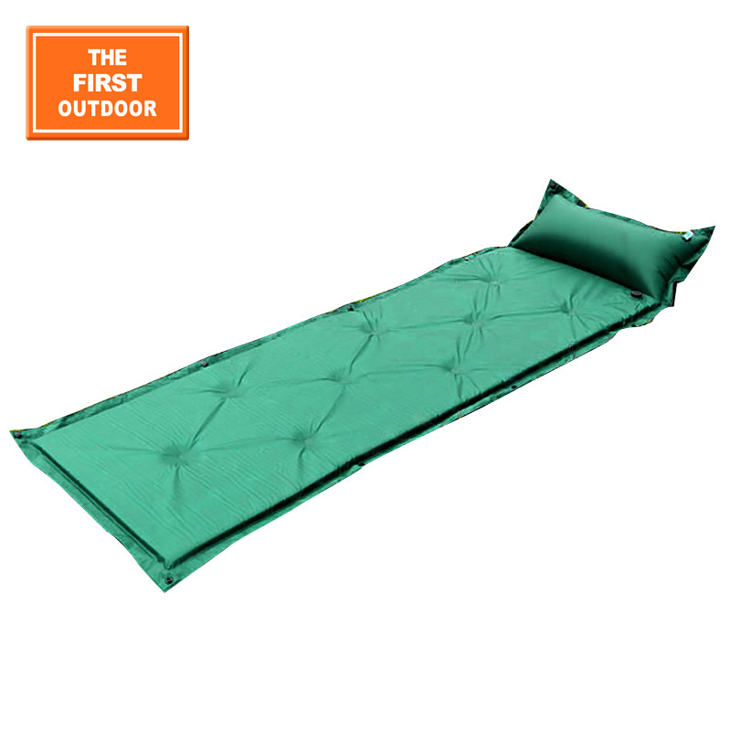 Outdoor Tents Inflatable Mattress Outdoor Air Bedchina  : First outdoor automatic inflatable cushion comfortable single thickening patchwork outdoor camping font b tent b font from mattressessale.eu size 800 x 800 jpeg 85kB
