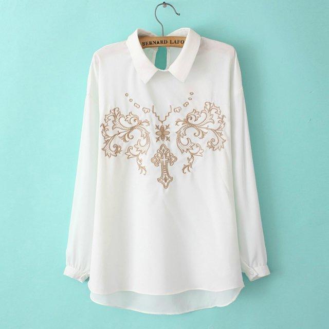 цены  Женские блузки и Рубашки Brand New A083