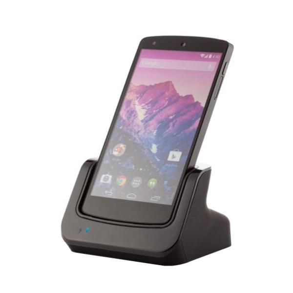 New Black Desktop Data Sync Charging Cradle Dock Station for LG Google Nexus 5(China (Mainland))