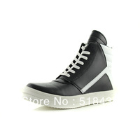 2014 New Men's Skateboarding Shoes High Top Hip-hop shoes For Men, Casual Sneakers for men B20