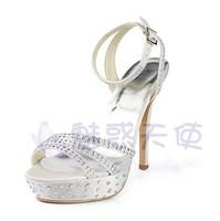 wholesale free shipping spring 2014 high heel platform women pumps