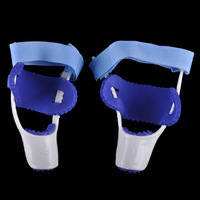 1 Pair Big Toe Bunion Splint Corrector Straightener Great Toe Pain Relief