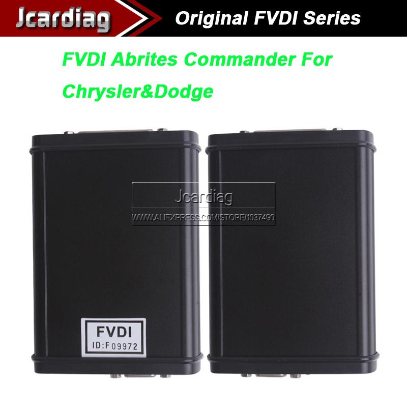 Fvdi For Chrysler/Dodge and Jeep FVDI AVDI Abrites commander for Chrysler/Dodge and Jeep(China (Mainland))