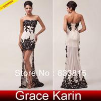 Платье на студенческий бал Grace Karin & CL6108