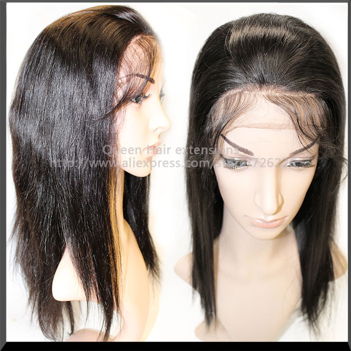 Human Hair Half Wigs for Black Women