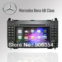 Central multimedia car radio audio gps 3g tv For Mercedes BENZ W169 Vito Viano B200