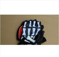 ZY20701Skull half finger gloves / riding gloves / breathable slip gloves