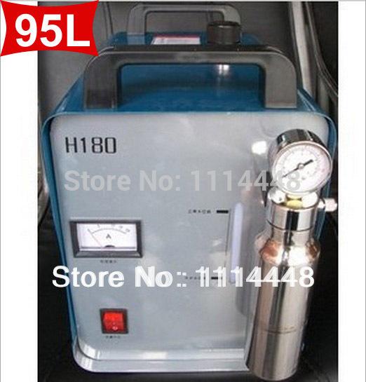 New 95L Portable Oxygen Hydrogen Water Welder Flame Polisher Polishing Machine H180(China (Mainland))