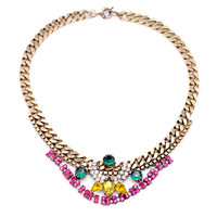 Fashion fashion accessories bohemia multicolour pendant necklace accessories