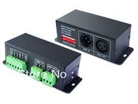 LT-DMX-6803 DMX Decoder;DMX-SPI signal convertor, support LPD6803 IC