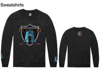 Free Shipping / LAST KINGS / Men's Fashion Loose Hip hop  Sportswear Holiday Sweater