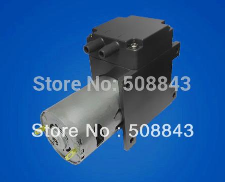 11L/M 12V dc electric diaphragm mini brush pump small(China (Mainland))