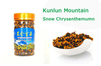 Organic Kunlun Mountain Snow Chrysanthemum Ecological Flower Tea 50g Herbal Tea Box