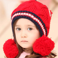 Free shipping, 2014 hot hat, rabbit shape hats, baby hats (holidays to give children the best gift) wholesale price