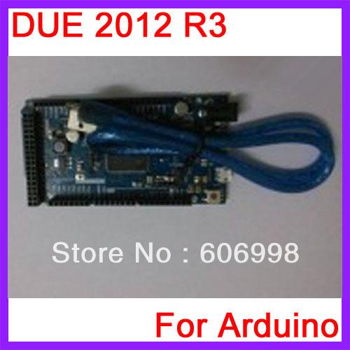 5pcs lot For Arduino Due 2012 R3 ARM Version Main Control Board