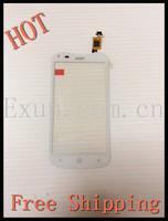 100% New Original For Acer V370 Liquid E2 White Color Touch Screen Free Shipping