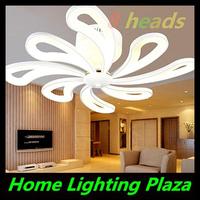 NEW flower-shaped LED lights ceiling living room modern minimalist restaurant lamp bedroom lamp -90w- recommended to choose EMS