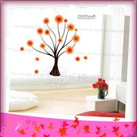 Free Shipping 45*65cm Tree Removable Wall sticker Home Decor/Kids Nursery Cartoon Mural Sticker Wall Decal