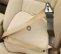 Car Bus Seat Safety Belt Fastener Adjustable Lock Buckle Strap for Child Kids 21065