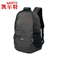 Preppy style backpack laptop bag backpack male double-shoulder canvas school bag travel bag