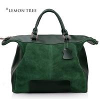 NEW 2014 genuine leather bags women leather handbags for women bag totes shoulder messenger bags vintage fashion bolsas desigual