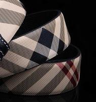 Luxury fashion belt women quality brand designer genuine leather belt for men/women cream belt golden buckle  PD000161