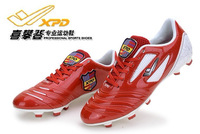 Free shipping 2013 male broken gel nails Football shoes