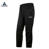 Free shipping Soccer jersey hnatai attributives goalkeeper clothes goalkeeper trousers Football pants