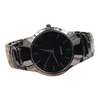 Free shipping brand couple wristwatches quartz watch men watch super handsome  steel strip fashion male watch promotion