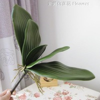 New arrival artificial plants accessories 5 glue phalaenopsis