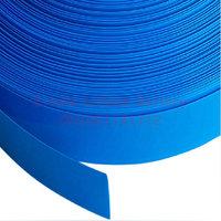 PVC Heat Shrinkable tubing used for battery insulation Diameter 28mm Fold Diameter  45mm W45D28 Heat Shrinkable Sleeve