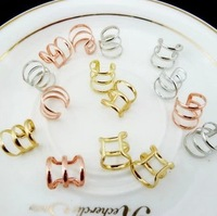 Min order $10 (mix order) European and American fashion star adjustable joint ring tail ring