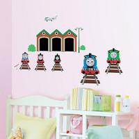 Thomas train child real decoration sticker wall stickers ay738