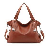 100% Genuine Leather Shoulder Bag Women Leather Handbag 2015 Women Messenger Bags Fashion Tote Bolsas Crossbody Bag