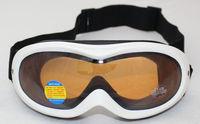 Free Shipping Double Lens Polarized Anti Fog Windproof Ski Goggles UV400 Protection Europe Style Snowboard Glasses Men Women