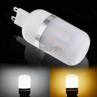 New 2014 G9 SMD5050 30LED Corn Light Cold White/Warm White Corn Bulb Lamp LED Light 200V-240V/5W 19944