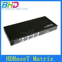High quality latest 4x4 Cat6 Extend for HDMI matrix splitter