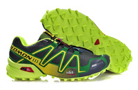 Salomon Claasical Men Running Shoes 2014 New Color Zapatillas Salomon Shoes Athletic Men Running Shoes