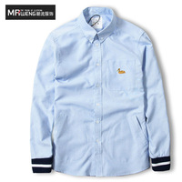 Joint 2013 ue carhartt thread cuff duck embroidery long-sleeve shirt